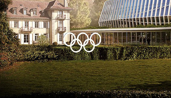 Olympic House IOC
