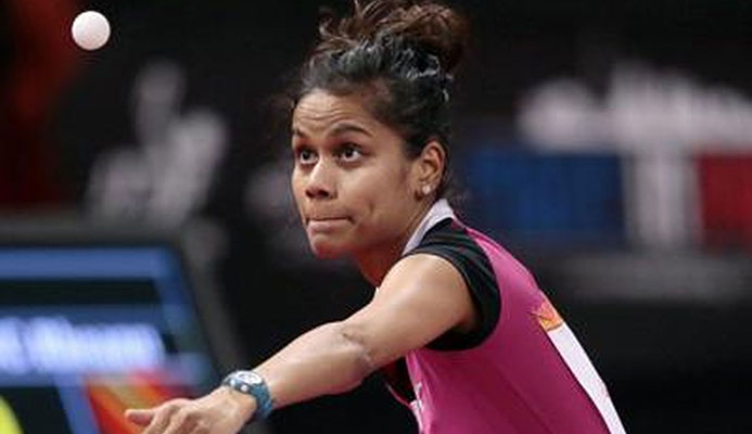 France-based top T&T women's table tennis player, Rheann Chung earned a ticket to this summer's Pan American Games Table Tennis Tournament when she qualified on the third attempt at the Latin American Table Tennis Union and North American Table Tennis Union Qualifying Tournament for the Pan American Games in Guatemala City, Guatemala, yesterday.