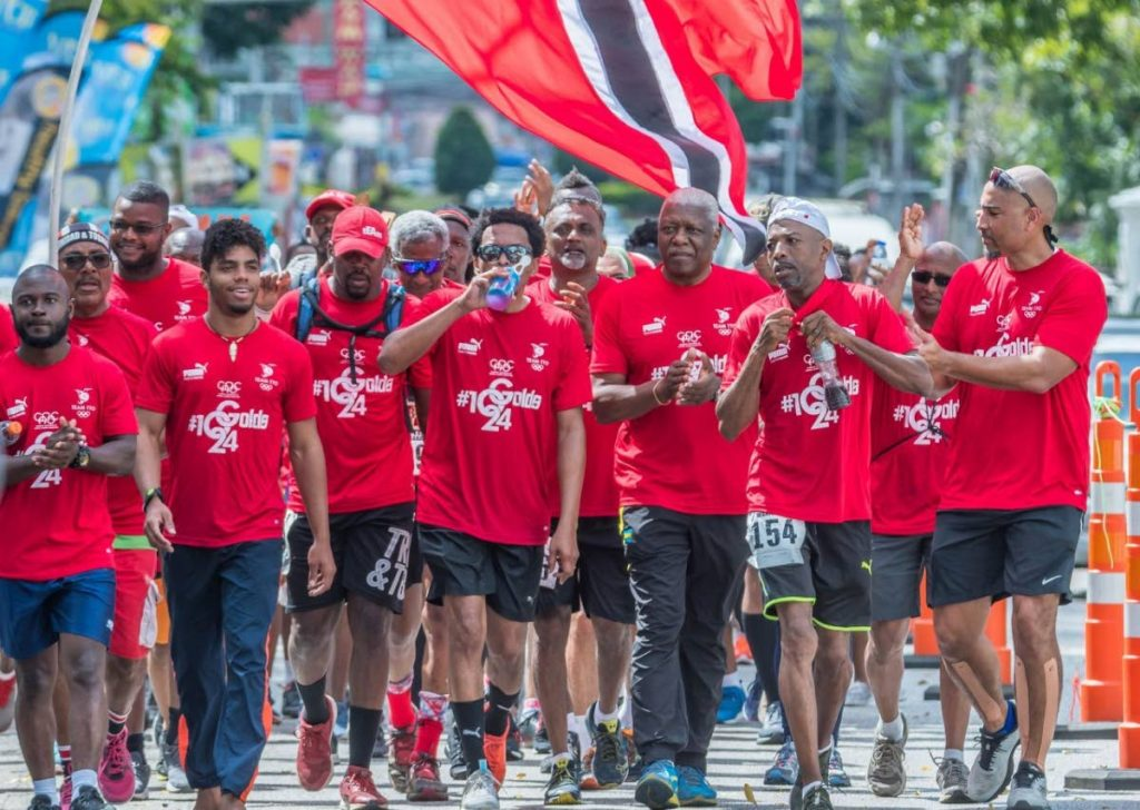 Trinidad and Tobago International Marathon raises funds for country's Olympic hopes