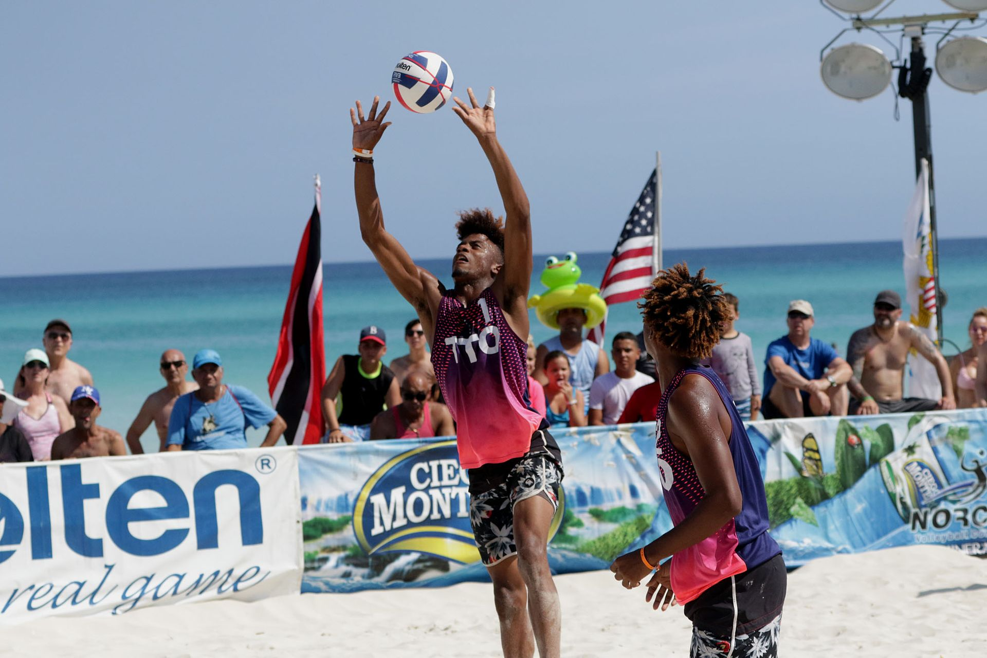 Stewart: FIVB Beach championship delay a plus for T&T