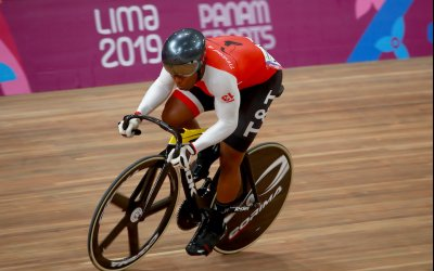 NICHOLAS PAUL TAKING ADVANTAGE OF EXTRA YEAR OF OLYMPIC TRAINING