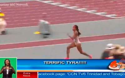 TYRA GITTENS QUALIFIES FOR TOKYO OLYMPICS